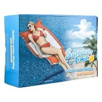 Надувной плавательный гамак Summer time