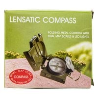 Компас Lensatic Compass
