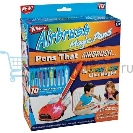 Фломастеры Airbrush Magic Pens оптом