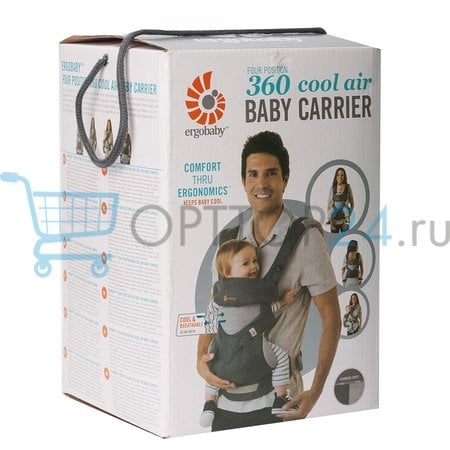 Эрго рюкзак 360 cool air Baby Carrier оптом