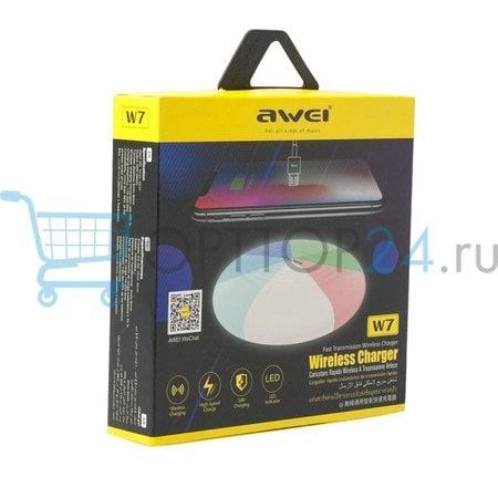 Беспроводное зарядное устройство Awei W7 оптом