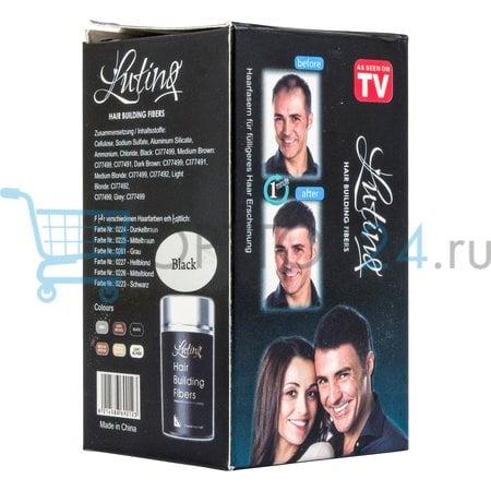 Загуститель волос Lutino Hair Building Fibers оптом