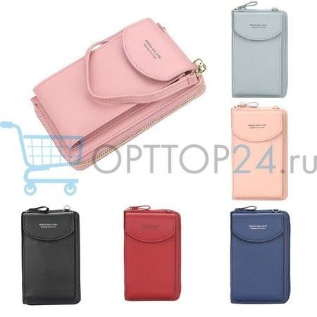 Женское портмоне сумочка Forever Baellerry оптом