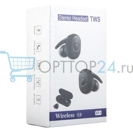 Беспроводные наушники Stereo Headset TWS DT-1 оптом