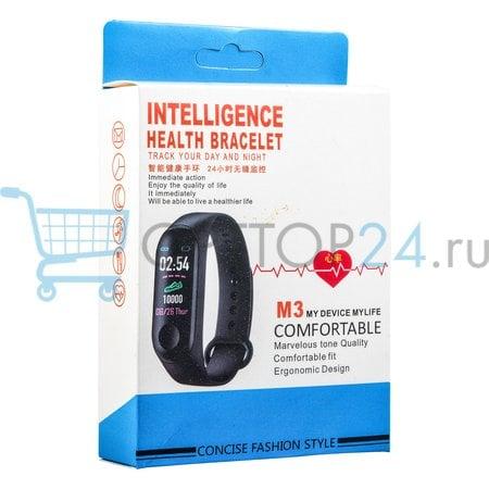 Фитнес браслет Intelligence Health Bracelet M3 оптом