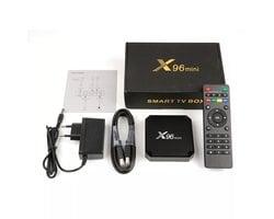 Приставка TV box x96mini