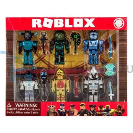 Набор фигурок Roblox воины оптом