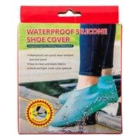 Многоразовые бахилы от дождя Waterproof Silicone Shoe Cover