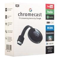 4K медиаплеер Google Chromecast