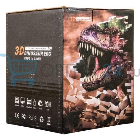 3D ночник динозавр в яйце оптом