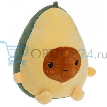Большое Авокадо мягкая игрушка 60 см оптом