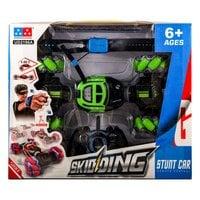Машинка перевертыш Skidding Stunt Car