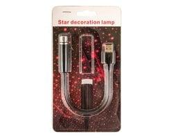 Ночной USB проектор Star decoration lamp