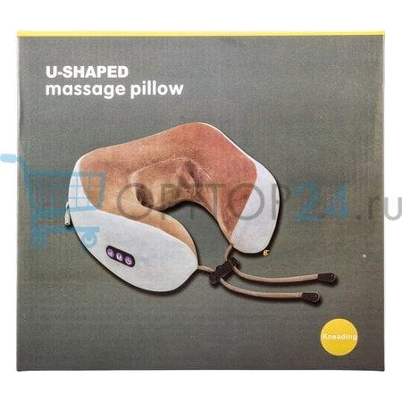 Массажная подушка U-Shaped Massage Pillow оптом