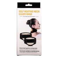 Шейный бандаж с турмалином Self Heating Neck Guard Band