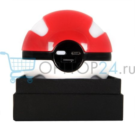 Power bank PokeBall 10000mAh light оптом