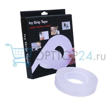 Многоразовая крепежная лента Ivy Grip Tape 5 м оптом