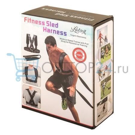 Ремни для занятия спортом Fitness Sled Harness оптом