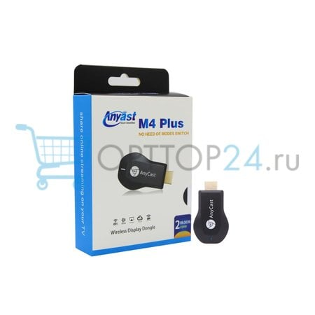 Адаптер ресивер HDMI Anycast M4 Plus оптом