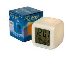 Будильник часы Color Change