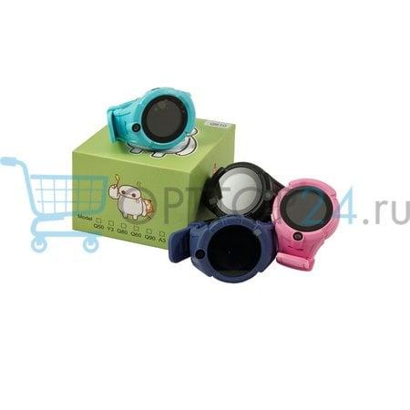 Детские умные часы Q610 Smart Baby Watch c GPS трекером оптом