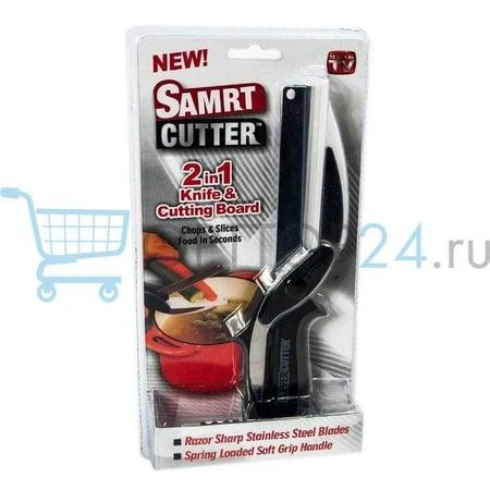 Нож-ножницы Sampt Cutter 2 в 1 оптом