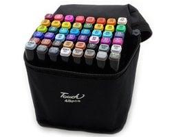 Маркеры touch 48 цветов