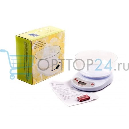 Электронные кухонные весы Feilite ke1 max 5kg оптом
