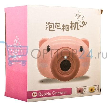 Фотокамера мыльных пузырей Bubble Camera оптом
