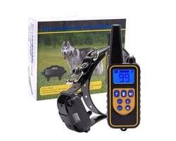 Электронный ошейник для дрессировки собак
