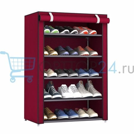 Тканевый шкаф для обуви оптом