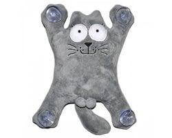 Игрушка кот Саймон на присосках
