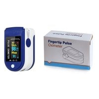 Пульсоксиметр на палец Fingertip Pulse Oximeter
