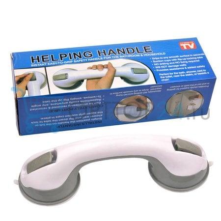 Ручка на вакуумных присосках для ванной Helping Handle оптом