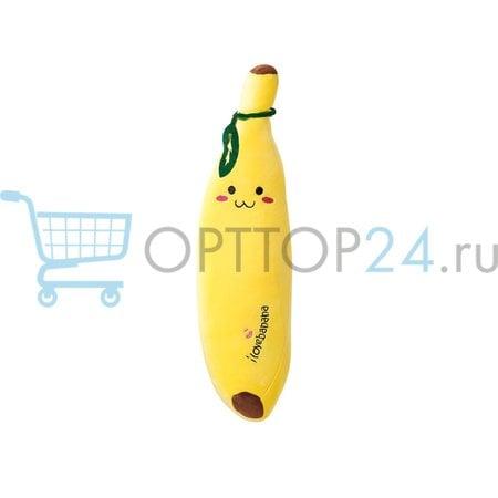 Мягкая игрушка Банан 50 см оптом
