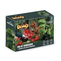 Конструктор - динозавры Era of Dinosaurs с шуруповертом