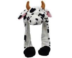 Шапка Корова с двигающимися ушами