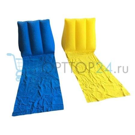 Пляжный коврик с надувной подушкой оптом