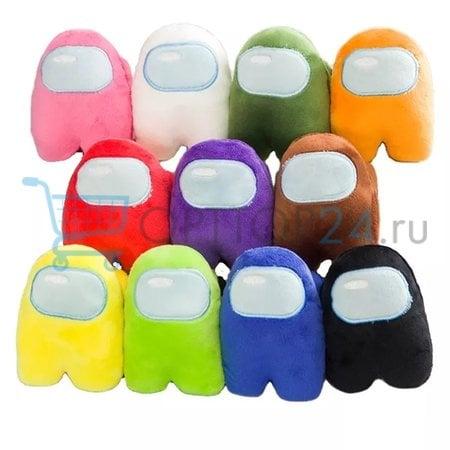 Плюшевая игрушка Among Us 30 см оптом