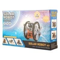 Конструктор с солнечным модулем Solar Robot Kit 14 в 1