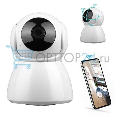 Поворотная Wi-Fi камера V380 оптом