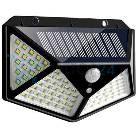 Светильник на солнечных батареях Solar interaction wall lamp оптом