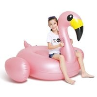 Надувной большой круг Фламинго