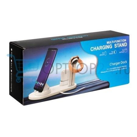 Зарядная станция Multi-function Charging Stand оптом