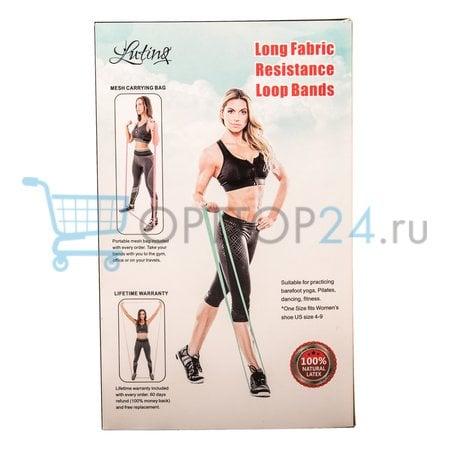 Длинные фитнес резинки Luting оптом