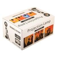 Цветной светильник-проектор Projection lamp YD-009
