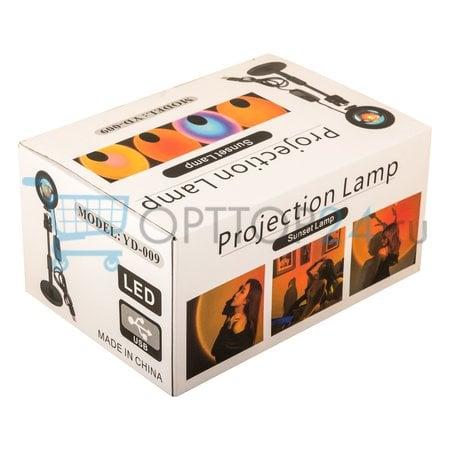Цветной светильник-проектор Projection lamp YD-009 оптом