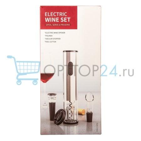Набор для вина Electric Wine Set оптом