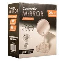 Зеркало для макияжа Cosmetic Mirror 26 LED