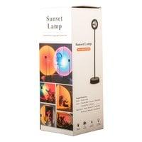 Декоративная лампа с проекцией заката Sunset Lamp